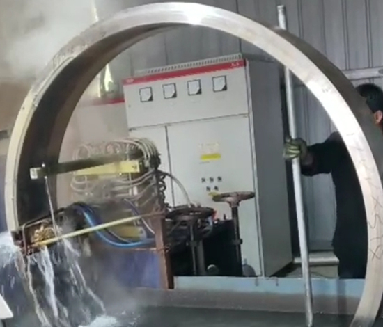 磨环热处理